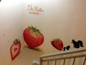 Gallery 16 งานเพ้นโรงแรมผลไม้ The Frutta Boutique ป่าตอง