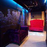 Gallery 17 งานเพ้นท์สีเรืองแสง Sky Moon Pub & Restaurant