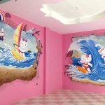 Gallery 20 งานเพ้นท์การ์ตูนน่ารักๆ ในสไตล์ 3 มิติ (3D)