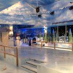 Gallery 22 งานเพ้นท์ห้องจัดเลี้ยงสไตล์เมืองหิมะ (Snow Town)
